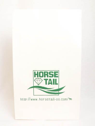 オリジナル馬グッズ専門店様のオリジナル宅配袋