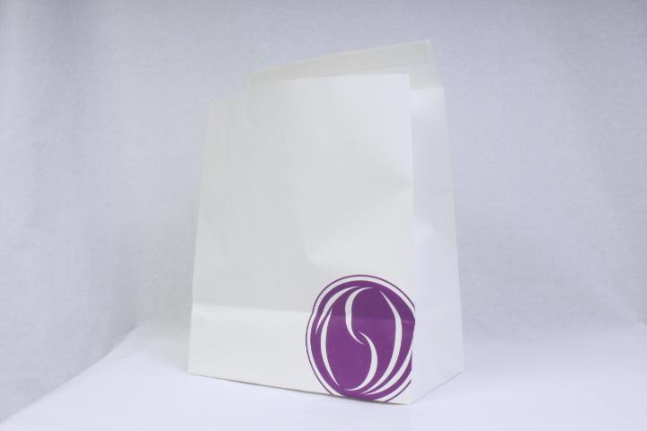仏像フィギュアを販売しているショップ様のオリジナル宅配袋